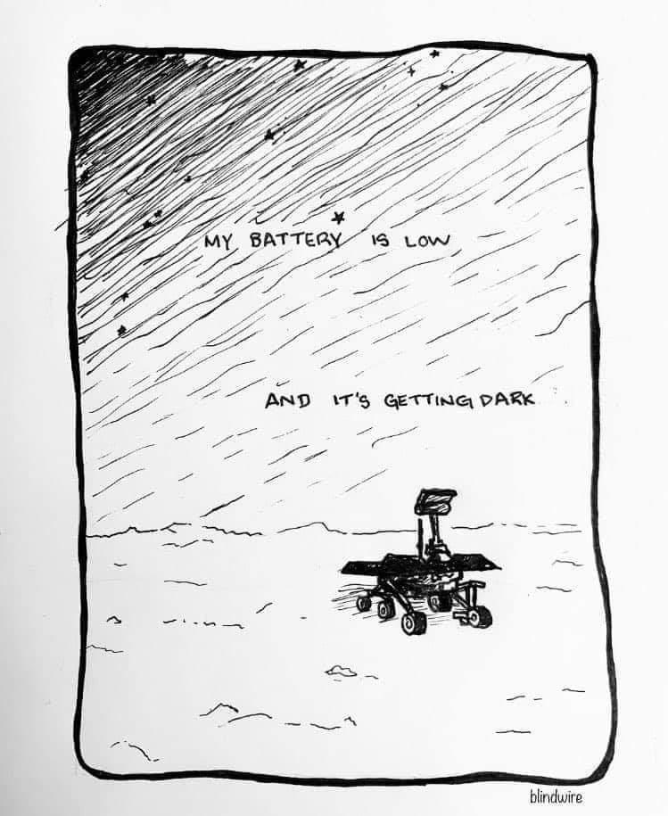 mars rover ultimo mensaje - photo #29